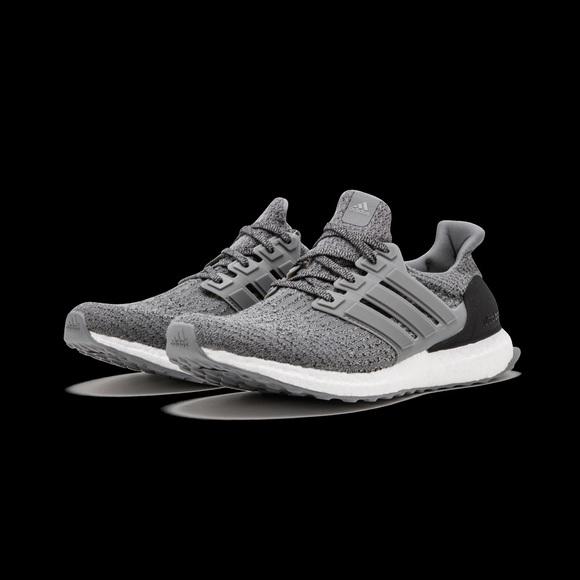 d6677ff8bd07e adidas Other - Adidas Ultra Boost 3.0 triple grey Sz 9 Men